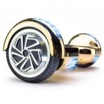Gold Chrome X6 Hoverboard (3)neww11
