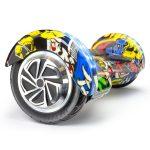 Graffiti X8 Hoverboard (3)