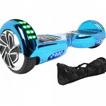 light-blue-chrome-hoverboard-X6