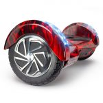Flame X8 Hoverboard (3)