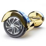Gold Chrome X8 Hoverboard (3)