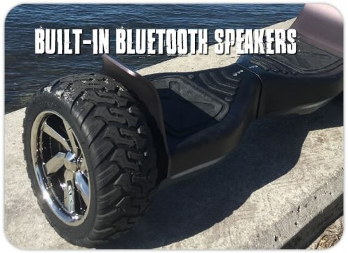 htx hoverboard bluetooth