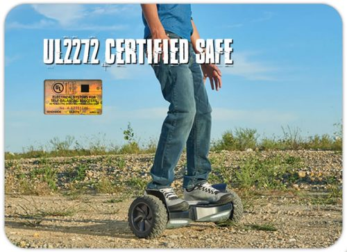 htx hoverboard ul2272 new