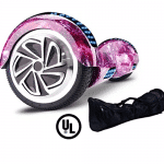PINK GALAXY X6 HOVERBOARD